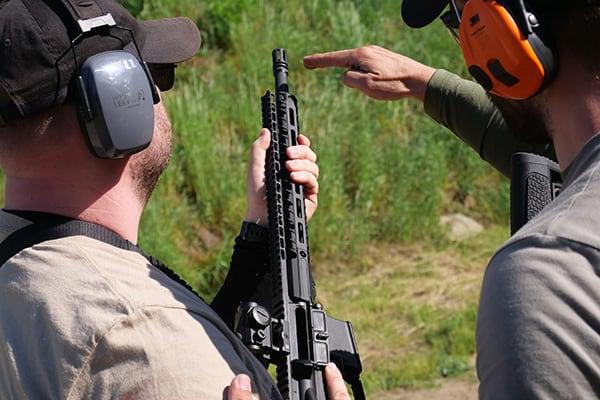 Szkolenie karabin podstawowy CMMS fundamentals